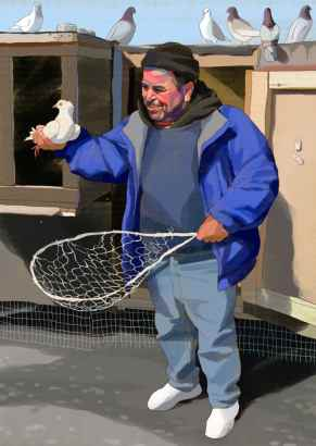 pigeon man with net.jpg