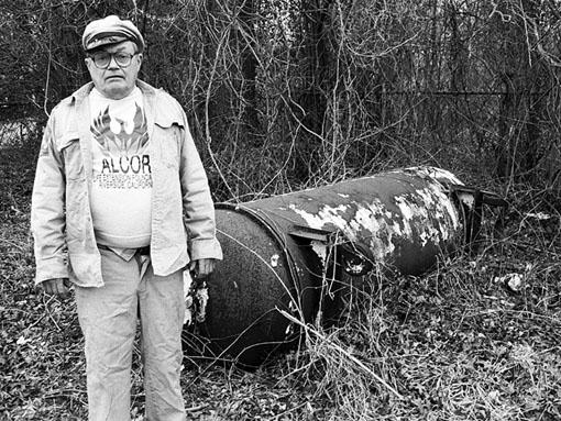 Cryonics pioneer Curtis Henderson