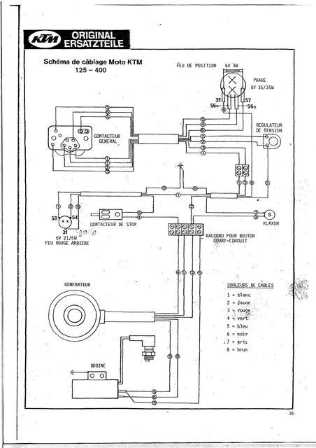 ktm schema moteur electrique bateau