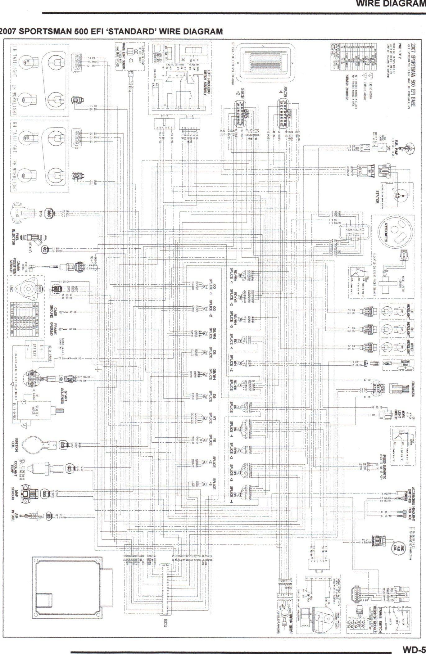 polaris iq 600 wiring diagram