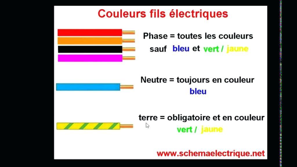 Couleur des fils electrique norme - bois-eco-conceptfr - Couleur Des Fils Electrique