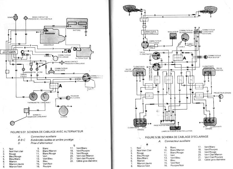 David Brown Schema moteur