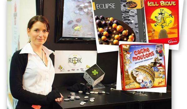 Mathilde Spriet et les nouveautés Gigamic, Eclipse, Rök, Kill Bique et Cache Mouton