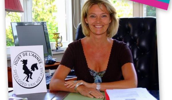 Véronique Maes, Instigatrice du label Jouet de l année en Belgique