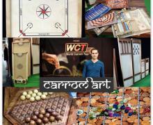 Carrom Art