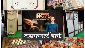 Carrom Art