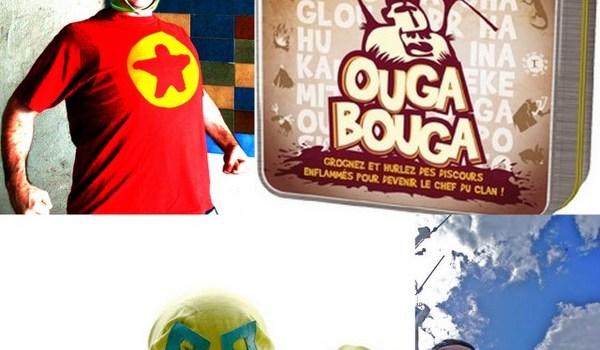 David Bonifaci aka Bony le Ludonaute Ouga Bouga