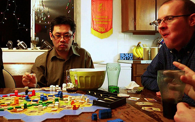 Jay Cheele - The Beautiful Rage of Friends Who Play Board Games Against Each Other