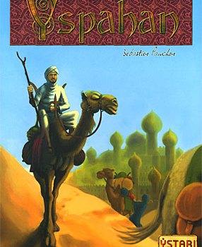 Yspahan - La boite