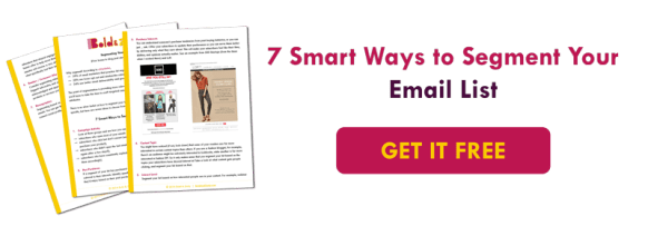 7 Smart Ways To Segment Email List | How you should be nurturing your email list — a list of engagement strategies