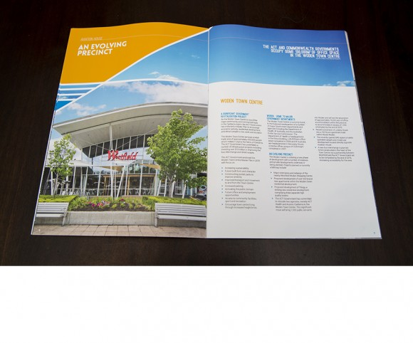 Bold By Design Property Brochure, Press Ad and EDM - Bold By Design