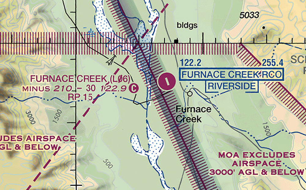 Quiz Do You Know These 6 Uncommon VFR Sectional Chart Symbols