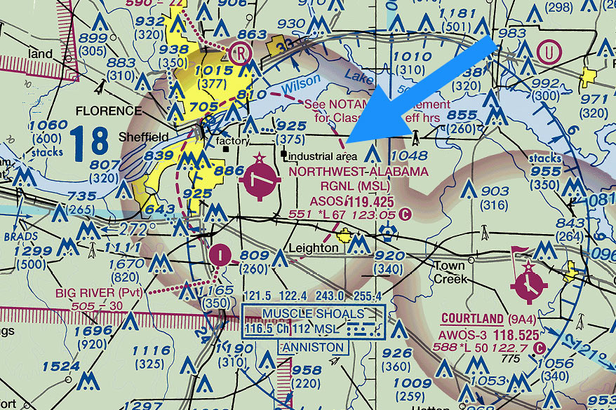 Quiz 7 Questions To See How Much You Know About VFR Sectional
