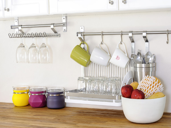 Tips For An Organised Kitchen - Boldsky.Com