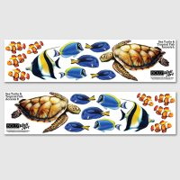 Tropical Fish Wall Decals Archives - Bold Wall Art
