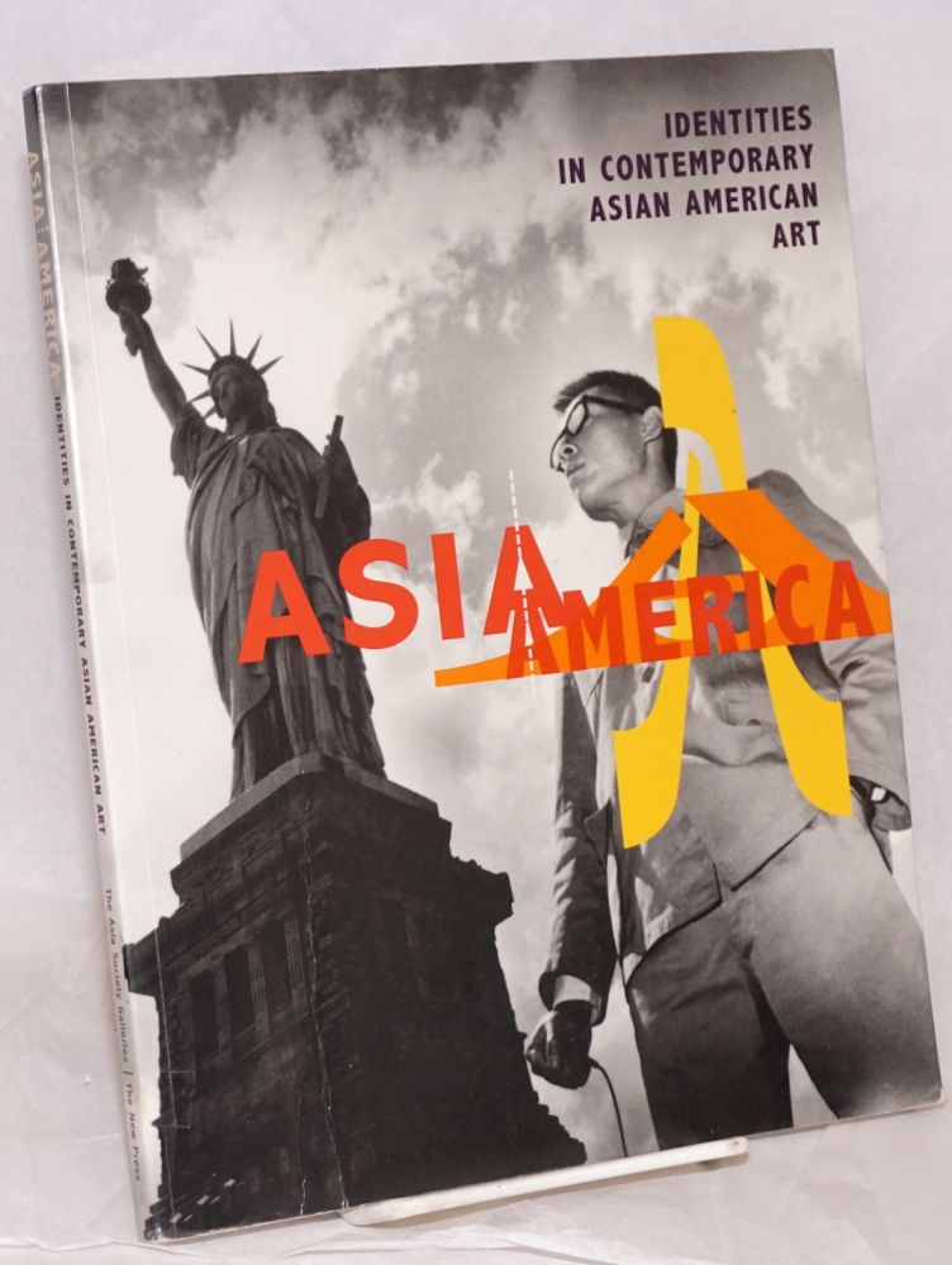 Asia/America; identities in contemporary Asian American art, essay