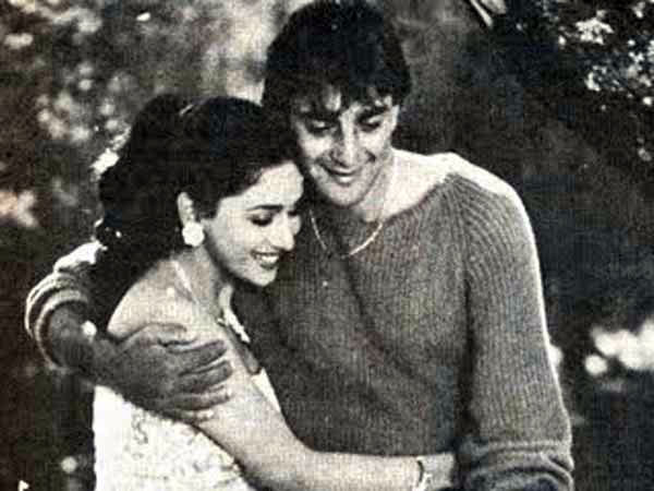 Kamal Raja Hd Wallpaper These 10 Pictures Of Sanjay Dutt And Madhuri Dixit Prove