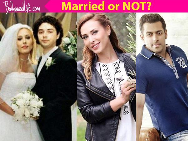 Salman Khan\u0027s girlfriend Iulia Vantur marriage pic with Marius Moga - how to fake a marriage