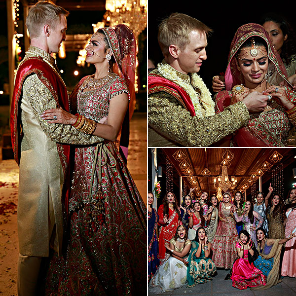 Aashka Goradia and Brent Goble\u0027s picture perfect saat pheras will