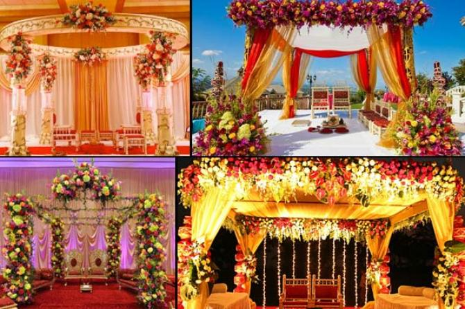 How To Use Flowers In Your Wedding Decor