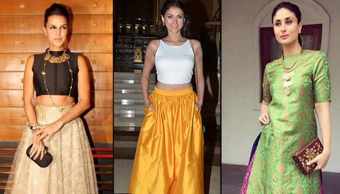 10 Outfits You Can Easily Create From Your Mom39s Old Silk