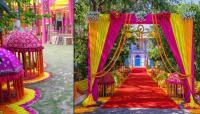 10 Wedding Decor Ideas For The Main Entrance Of The ...