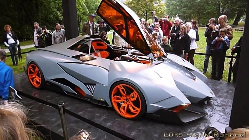 Gta 5 Wallpaper Cars 191 Conoc 237 As El Lamborghini Egoista