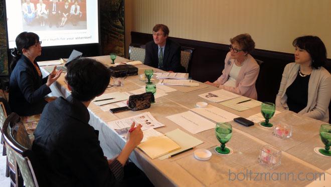Ludwig Boltzmann Forum on Women's development and leadership
