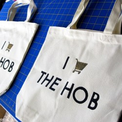 Hunger Games Tote Bag