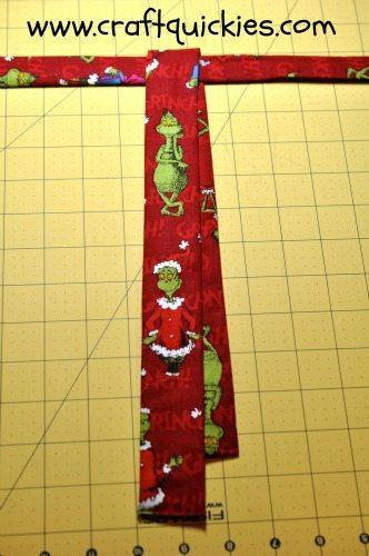 skinny tie knot1
