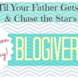 Blogiversary Celebration Giveaway: Celebrate with Wait Til Your Father Gets Home & Chase the Star!