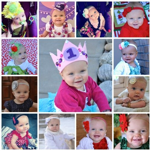 Baby Headbands Galore from Craft Quickies