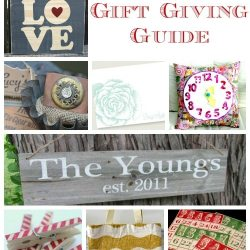 Etsy Gift Guide & $250 Gift Card Giveaway