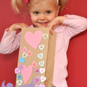 Best Valentine's Day tradition EVER! I'm so obsessed with this idea!