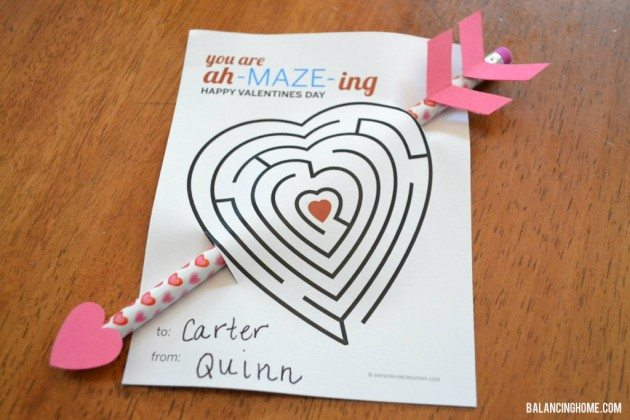 Non Candy Valentine Ideas \ Printables Over 30 to Choose From - free printable sorry cards
