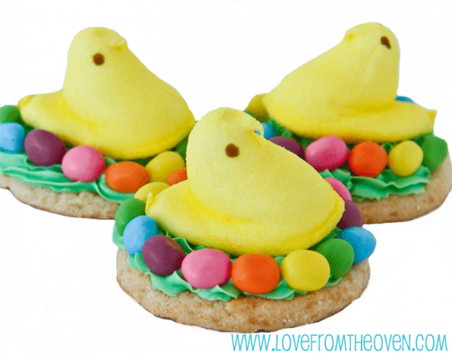 +PEEPS-Easter-Chick-Cookies-by-Love-From-The-Oven-650x510