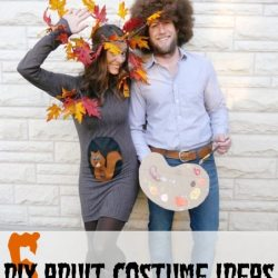 5 DIY Adult Costumes for Halloween