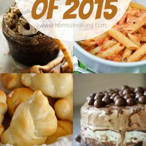 Top New Recipes of 2015