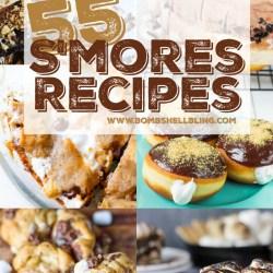 55 Scrumptious S'mores Recipes