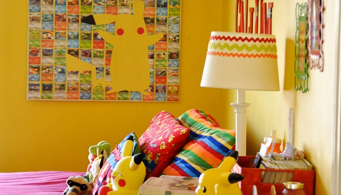 Pokemon Bedroom