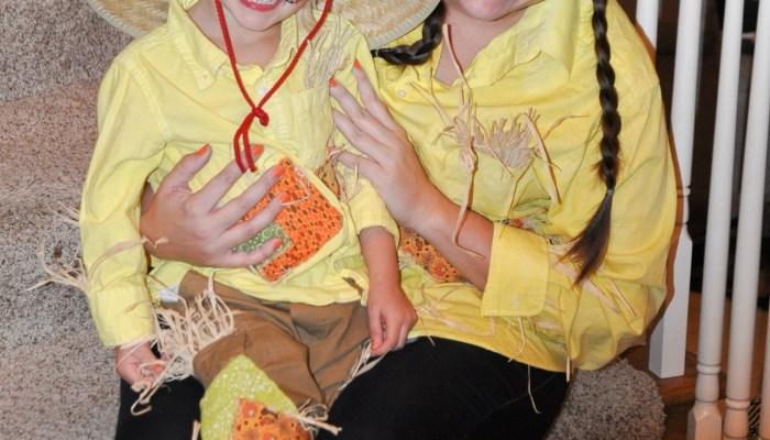 Quick & Easy Scarecrow Costumes