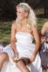 Luke And Caroline Bryan Wedding Dress