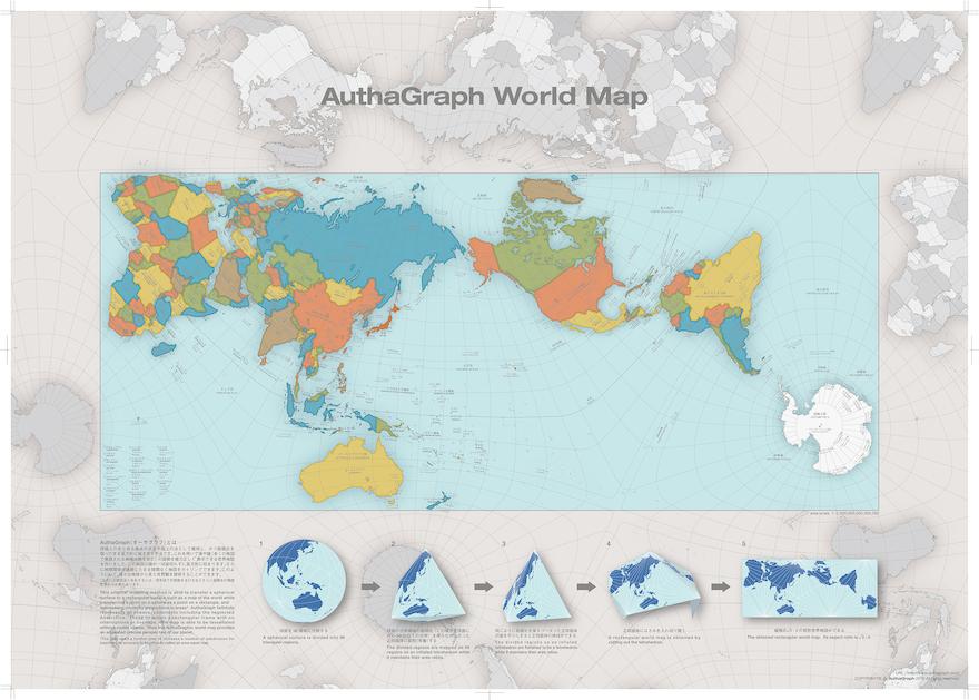 la vrai carte du monde mettre une annonce