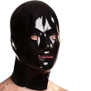 Bondara Latex Men's Gimp Mask