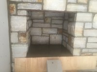 Stone/Brick Veneer Fireplaces - Bond Masonry Ltd.