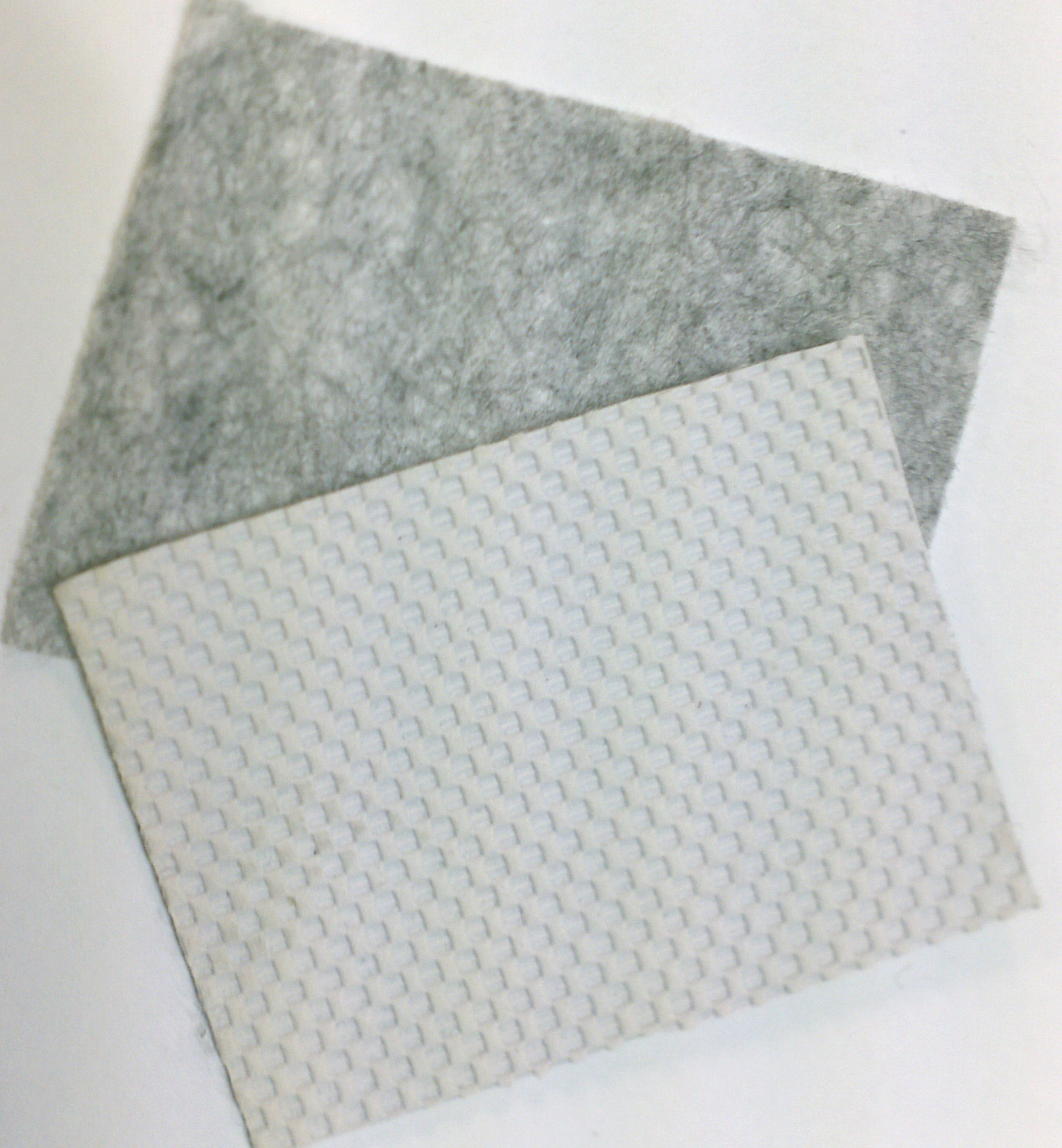 Cotton bath rugs with rubber backing