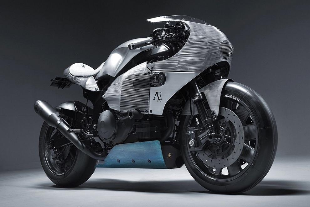 Kawasaki Wallpaper Hd Praem Converts Honda Rc 51 Into Modern Sp3 Motorcycle