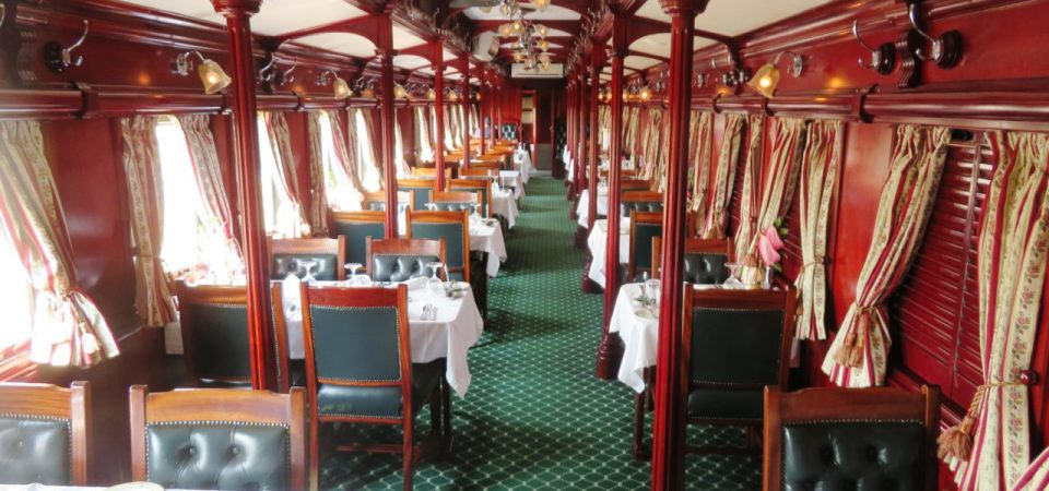 Travel back in time with Rovos Rail in South Africa