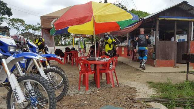 Trail bike tour Philippines