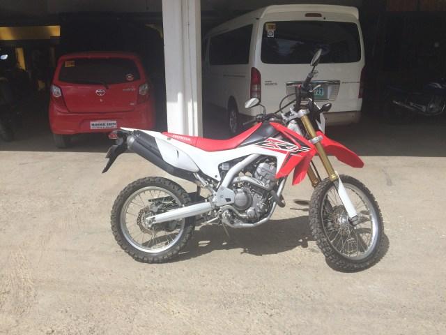 Honda-crf250cc